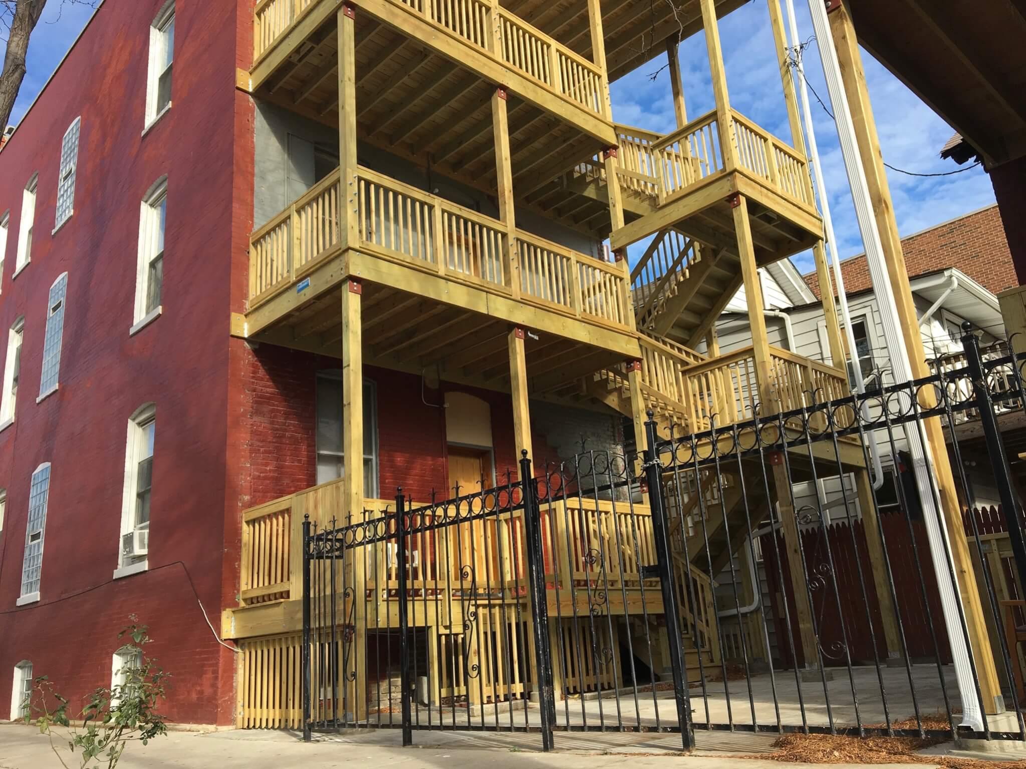 deck repair chicago