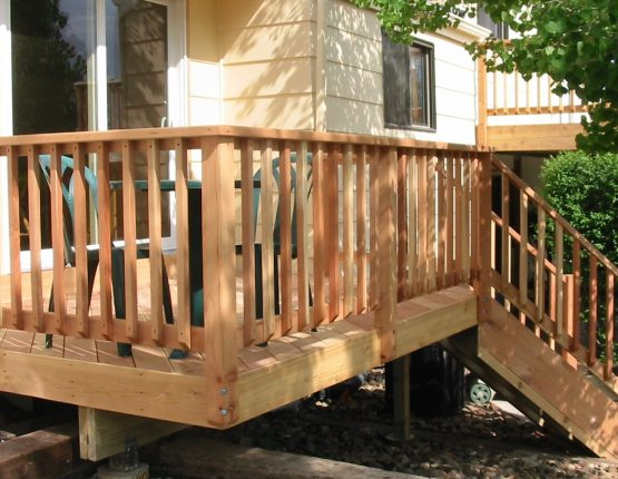 Excitingd Deck Railing Design Pictures Designs Cable Simple Basic intended for size 1344 X 893 - Decks Ideas